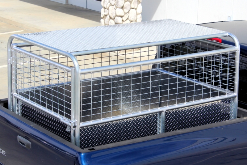 Sydell Portable Containment Truckbed Cage Three Willows Ranch Supply