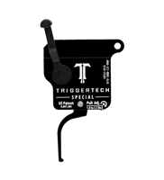 TT right safety, PVD Black Flat, NO bolt release
