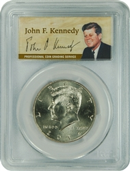 2014-P PCGS MS65 Kennedy Half Dollar Chicago-ANA
