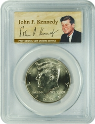 2014-D PCGS MS65 Kennedy Half Dollar Chicago ANA