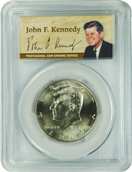 2014-D PCGS MS66 Kennedy Half Dollar Chicago ANA