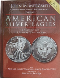 American Silver Eagles Guide to U.S. Bullion 1st Edition Coin (Autographed Standish)