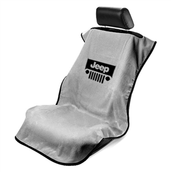Jeep Grille Style Seat Towel Protector