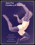 5th - 12th grade jazz dance manual cover.