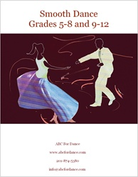 Academic schools grades 5 - 12 smooth dance manual cover