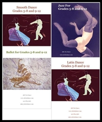 Ballet, Jazz, Smooth and Latin Dance Covers