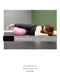 Restorative barre manual cover