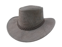 Kakadu Leather Hat