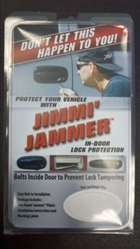 Ford Super Duty Front or Rear Door Anti-Theft Kit