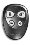 Avital 4 Button Remote