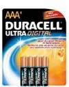AAA Battery - 4 Pack