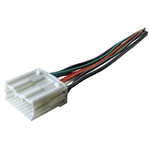 Mitsubishi 14 Pin Harness