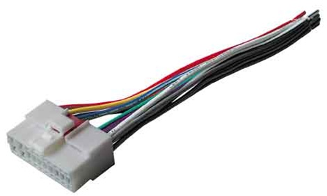 KIA OEM FACTORY RADIO HARNESS 20 PIN  Pin Wiring Harness Connectors on wiring harness wire, wiring harness covers, wiring harness clips, wiring harness grommets, wiring harness components,