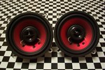 4 ohm Performance Speakers