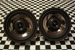 4 ohm Performance Speakers - Chrome