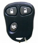 Car-Pro 3 Button Remote