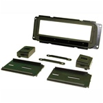 BEST KITS Radio Installation Dash Kit Dodge DURANGO 2001 - 2003