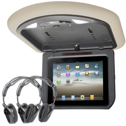 In Vehicle Entertainment and Dock For iPad