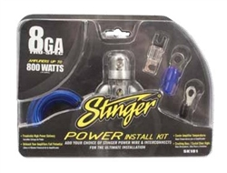 For Amplifiers Up to 800 Watts