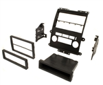 Suzuki Equator Radio Dash Kit