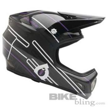 SixSixOne Evolution Carbon Helmet 2011