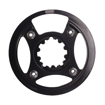 Blackspire Double X SRAM Bashguard 30-32t Black
