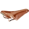 Brooks B17 Special Honey Saddle Copper Rails