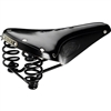Brooks Flyer Black Single Rail Coil