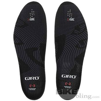 Giro Super Natural Footbed X-Static Insoles