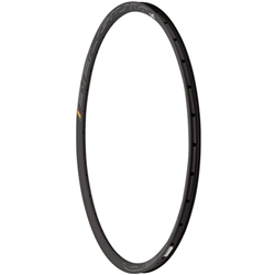 HED Belgium Plus Disc Rim 650Bx25mm 32h, Black