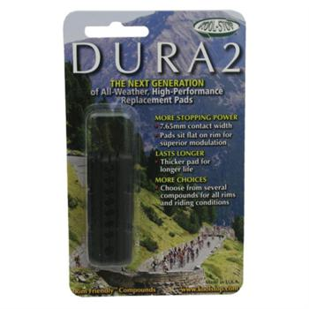 Kool Stop Dura 2 Road Cartridge Inserts Pair