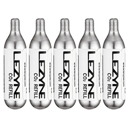Lezyne CO2 Cartridges 5-Pack