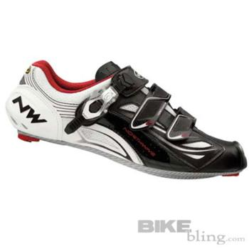 Northwave Typhoon EVO SBS Shoe White/Black