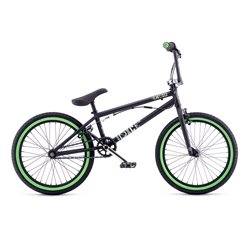 "Radio Dice 20"" FS BMX Bike 2017 Matte Black"