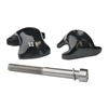 Ritchey Carbon One-Bolt Seat Clamp Set