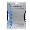 Shimano Basic MTB Brake Cable Set