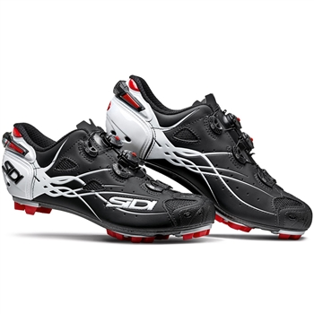 Sidi Tiger MTB White/Matte Black