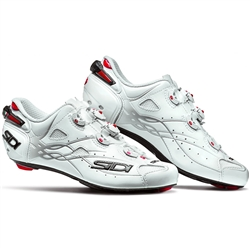 Sidi Shot Road Bike Shoe White