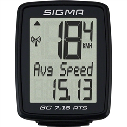 Sigma BC 7.16 ATS Wireless Cycling Computer
