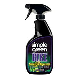 Simple Green Bike Degreaser 24 oz Spray Bottle