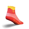 SockGuy Fries Bike Socks