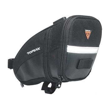 Topeak Aero Wedge Large Seat Bag w/Strap