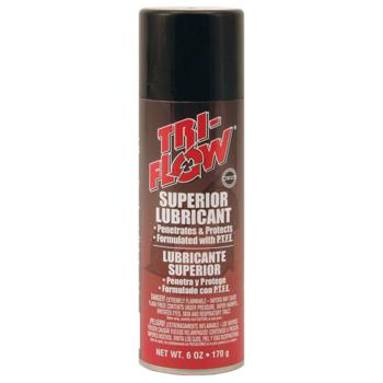 Tri-Flow Aerosol Lube 6oz Spray