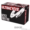 "Ultra Cycle 26"" x 1.25 - 1.75 Presta Valve Tube"