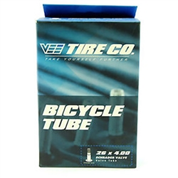 "Vee Rubber FatBike Butyl tube, 26 x 4.0"" - each"