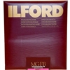 Ilford Multigrade FB Warmtone .24K Semi-Matte Paper 8x10 (25 sheets)