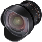 Rokinon 14mm T3.1 Cine DS for Canon