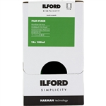Ilford SIMPLICITY Film Fixer (100mL Sachet, 12-Pack)
