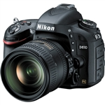 Nikon D610 DSLR Camera with 24-85mm Lens