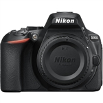 Nikon D5600 DSLR Camera (Body Only)